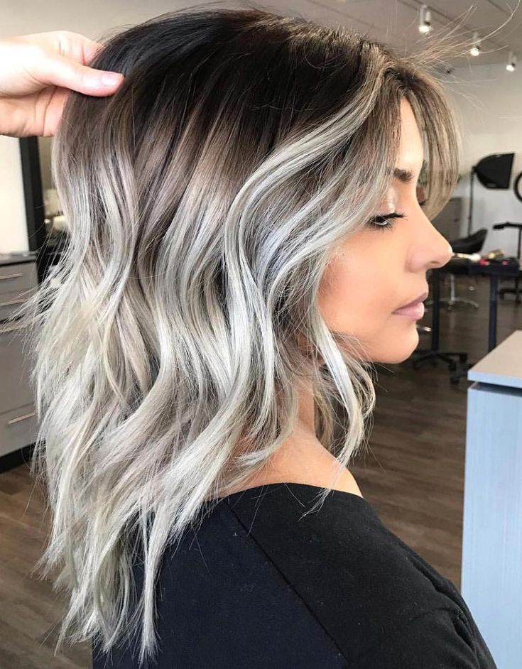 Pin by Ariane Olivieri on wish hair in 2020 | Hair styles, Balayage hair, Hair color balayage