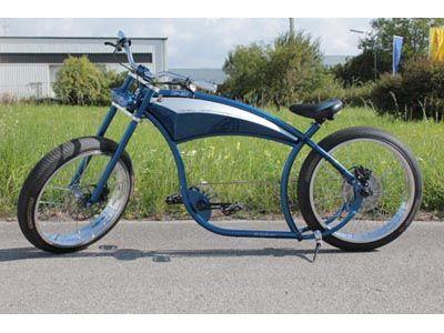 Elektrisch betriebene Fahrräder, Ebikes, Pedelec, Cruiser, Custombikes