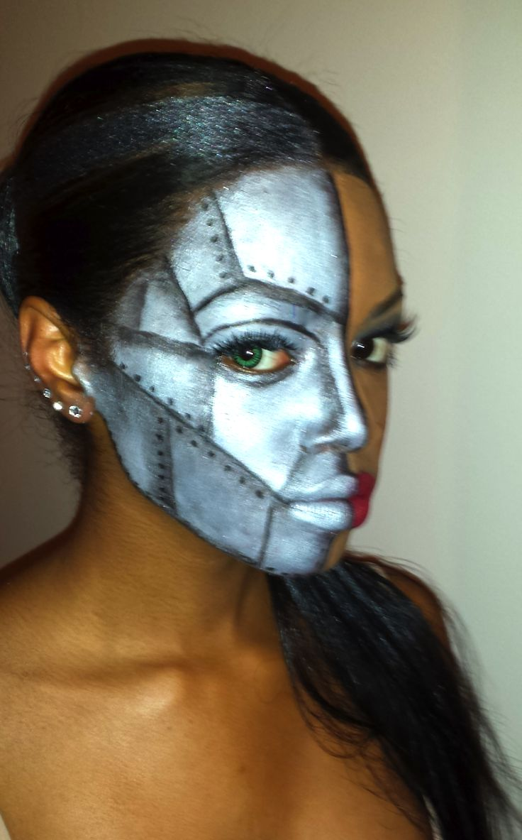 unusual makeup