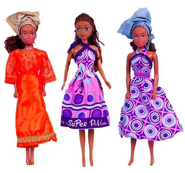 La apuesta por la diversidad de la firma nigeriana Queens of Africa ha convertido a sus muñecas en un éxito de ventas en medio mundo.