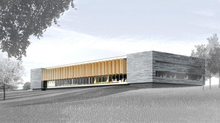 guipavas m diath que opus 5 architectes architecture pinterest. Black Bedroom Furniture Sets. Home Design Ideas