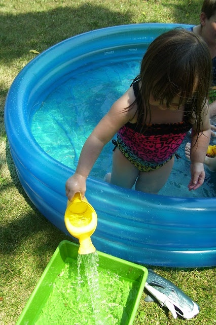 36 Best Images About Kiddie Pool On Pinterest Baby Pool