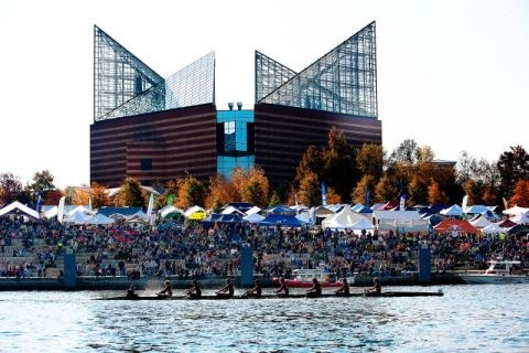Chattanooga, Head of the Hooch Regatta. Seriously, this is the best race ever. Cant wait to go back in Nov.