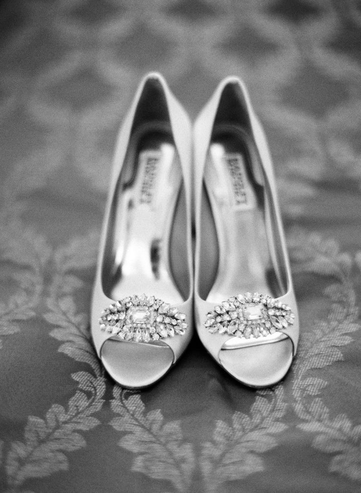 wedding shoes idea; photo: Brett Heidebrecht