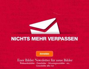 Weihnachten Newsletter