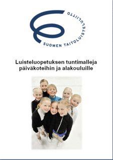 Koulujen ja kerhojen käyttöön - Suomen Taitoluisteluliitto ry, Esimerkiksi erityisoppilaan avustaminen luistelussa
