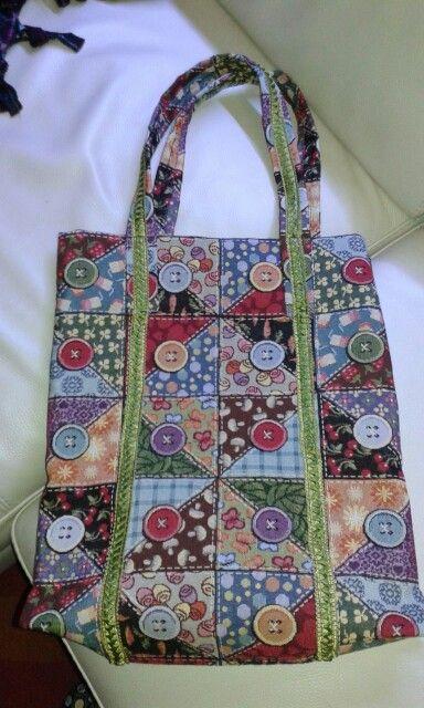 La mia bag.....