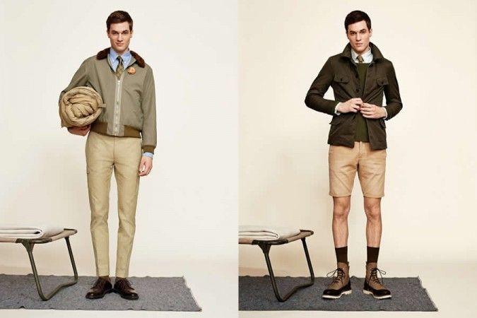 GANT Rugger Pre-Autumn 2013 Men's Lookbook | FashionBeans.com