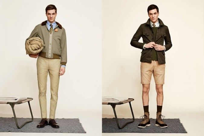 GANT Rugger Pre-Autumn 2013 Men's Lookbook | FashionBeans.com