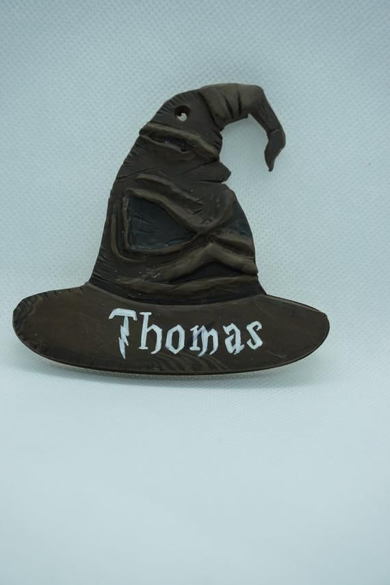 Hand Painted Wooden Tom Inspired Ornament