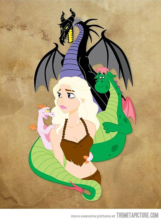Game of Thrones, Disney Version