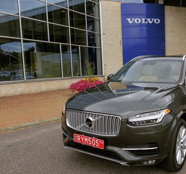 2020 Volvo Xc90 Luxury Suv Volvo Car Usa Volvo Volvo Xc90 Volvo Cars