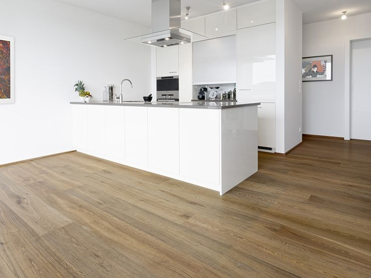 Timber Floors | Oak Vulcano Medium Brushed Natural Oil | Mafi Timber