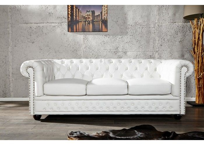 Chesterfield White