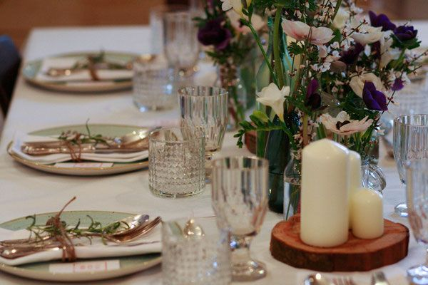 Stilvoll, regional, lecker - Catering vom FeinKochWerk - Johann-Jakob Wulf - Redner für freie Hochzeiten