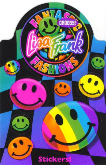"Reviewing The ""Vintage"" Lisa Frank Stickers Being Sold At Urban Outfitters"