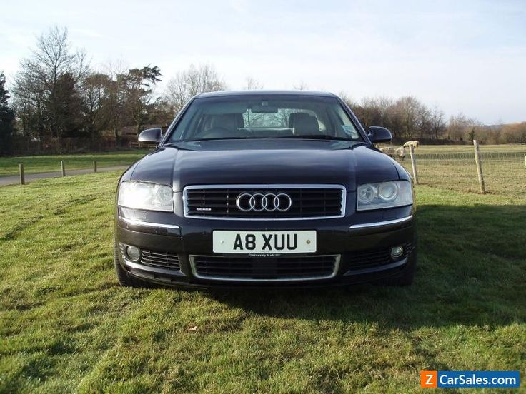 Audi A8 4.2 Litre Quattro with LPG - Very High Specification - Cat D #audi #a8 #forsale #unitedkingdom