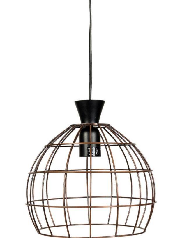 Hanglamp Archer, Bol - Op zoek naar een trendy hanglamp voor je industriele woonkamer? Gevonden! - Goossens wonen& slapen