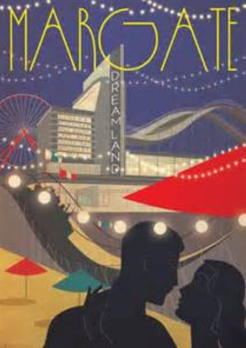 Dreamland Margate Poster