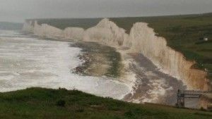 Seven sisters sussex south coast hike