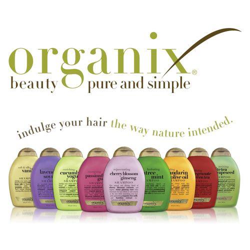 Organix - Американская продукция по уходу за волосами и телом. Интернет-магазин «BODY CARE» Баку, Азербайджан