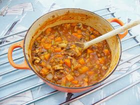Stews are a great family meal in the winter. They are comforting, filling and they don't break the bank. These days we all have to be ...