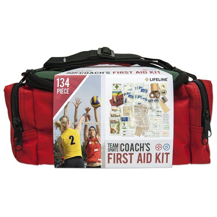 Team Sports Coach's First Aid Kit First aid kit, First