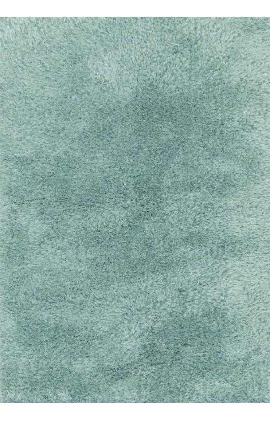 $5 Off when you share! Loloi Fresco Shag FG-01 Storm Rug   Solid & Striped Rugs #RugsUSA