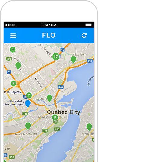 FLO sur la route : rechargez votre véhicule électrique où que vous soyez   FLO