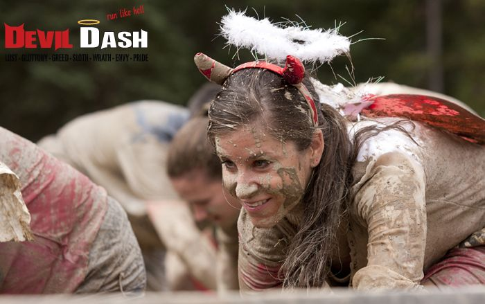 Devil DashMud Running, Beer, Painting Art, Home Crafts, 5K Obstacle, Obstacle Mud, Film Music Book, Blood, Crafts Painting