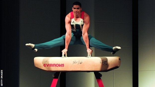 Smith had been a doubt for the event after stubbing and breaking his finger on the high bar days before the start.     Smith became the first Briton in 80 years to win an Olympic gymnastics medal four years ago and is one of the faces of the Great Britain team for London 2012,