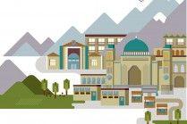 Cultural Mosaic: #Osh #Kyrgyzstan