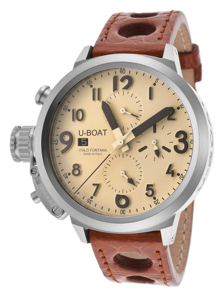 U-BOAT Flightdeck Automatic Chronograph Watch