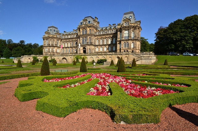 The Bowes Museum, Barnard Castle, Teesdale, County Durham, England