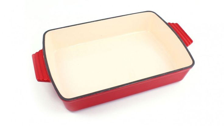 Nova 32cm Lasagna Baking Dish - Red - Bakeware | Harvey Norman Australia