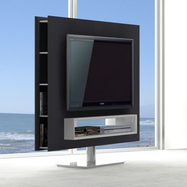 "Porto 55"" Swivel TV 