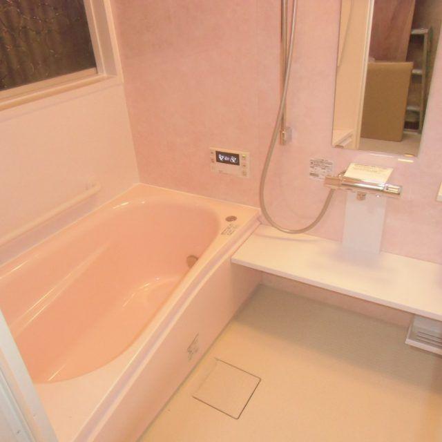 お風呂掃除がラクラクtotoサザナ さいたま市 施工事例リフォームの創