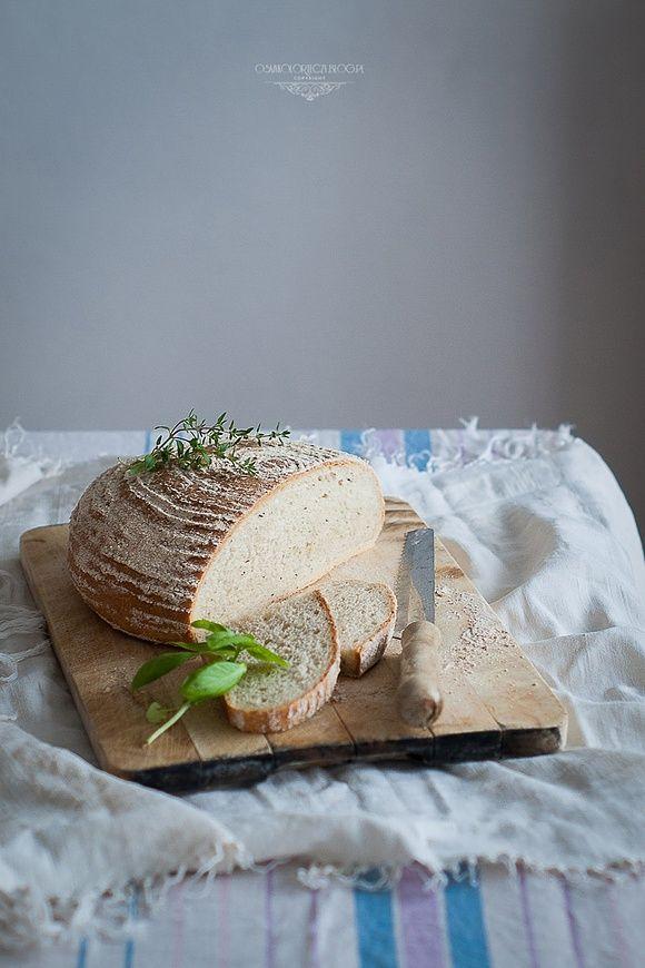 Chleb codzienny - przepis podstawowy