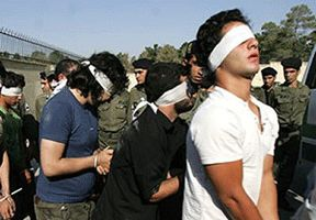 Iranian Revolutionary Guards have arrested 46 people in a raid on a party in the city of Nazarbad claiming that it was disturbing public order. Security forces arrested 22 women and 24 men at the mixed party on January 31, in Karaj local officials...