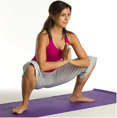 Yay for hip strengtheners! God knows i need them.  12 Yoga Exercises To Get Your Thighs And Hips In Shape