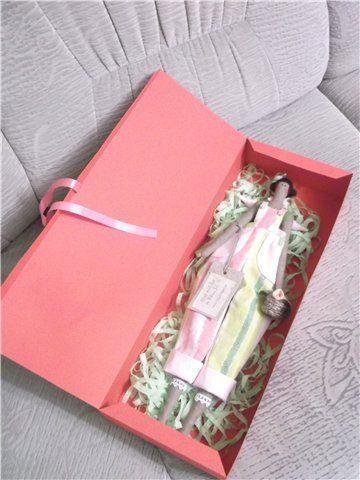 МК коробочки для кукляшки - Форум