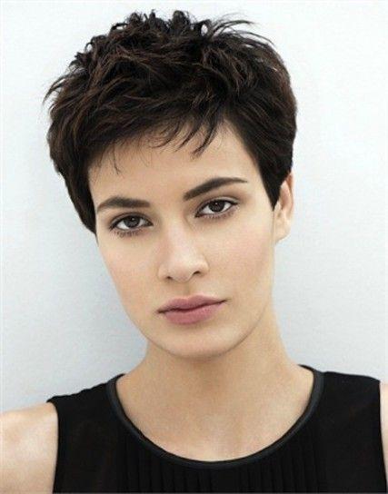 Een mix van prachtige korte kapsels voor moderne vrouwen - Kapsels voor haar