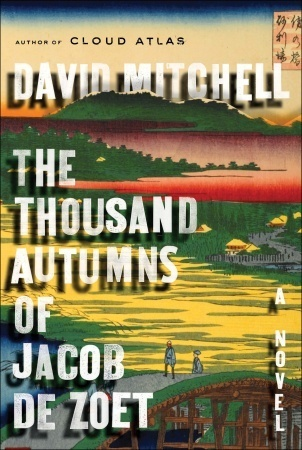 Loving this novel right now . . . perhaps even more than Mitchell's Cloud Atlas, which surprises me