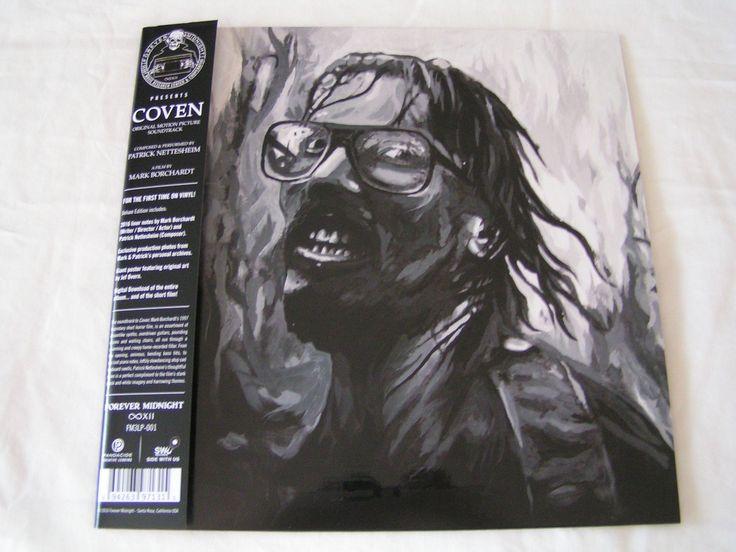 The Coven Soundtrack - RARE, Horror