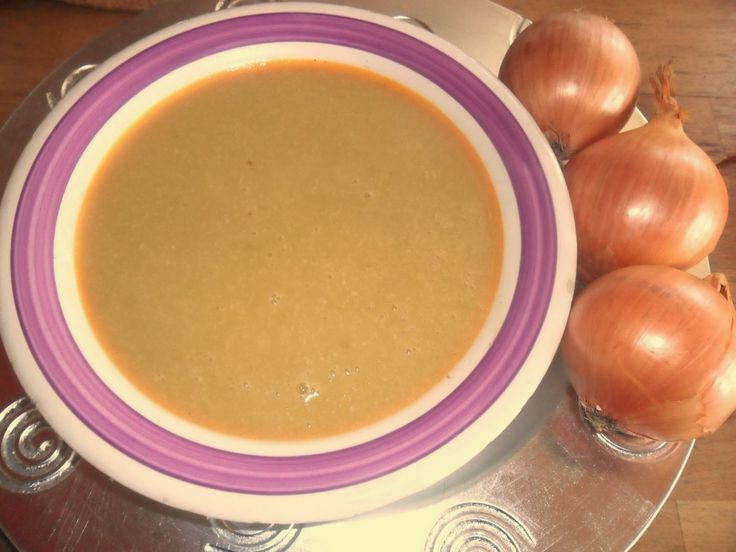 Varomeando: Sopa para eliminar grasas