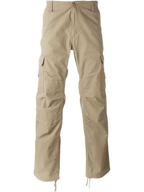 Shop Carhartt cargo pants in Slam Jam from the world's best independent boutiques at farfetch.com. Shop 400 boutiques at one address.