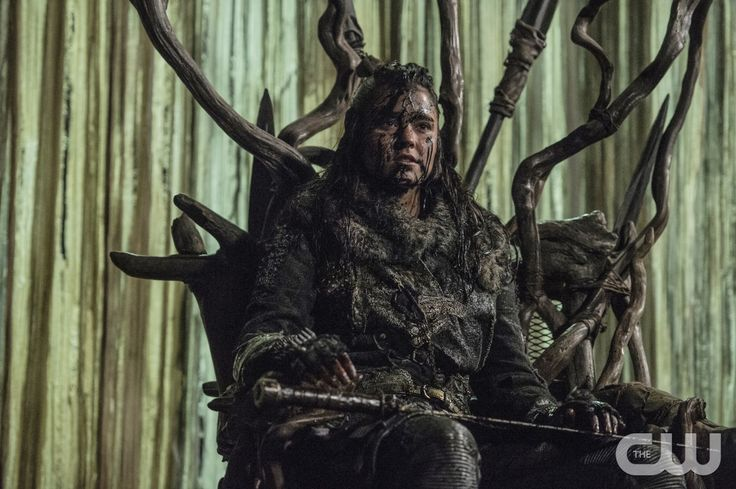 "The 100 -- ""Stealing Fire"" -- ImageÂ� HU309b_0072 -- Pictured: Rhiannon Fish as Ontari -- Credit: Cate Cameron/The CW -- © 2016 The CW Network, LLC. All Rights Reservedpn"