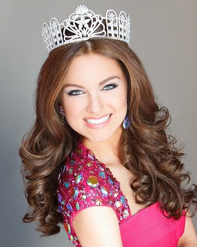 Miss Tennessee Teen USA 2013, Emily Suttle  Photo by Matt Boyd