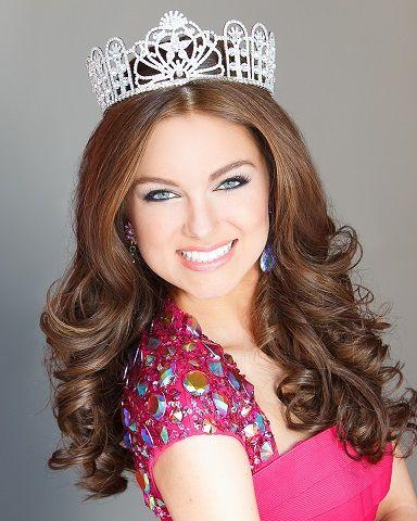 Miss Tennessee Teen USA 2013, Emily Suttle  Photo by Matt Boyd
