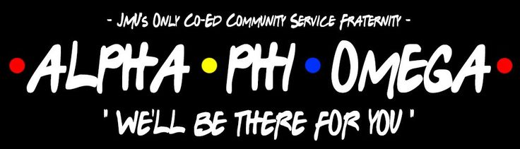 Alpha Phi Omega | JMU Chi Gamma Chapter